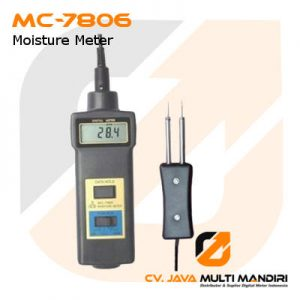 Alat Ukur Kadar Air AMTAST MC-7806