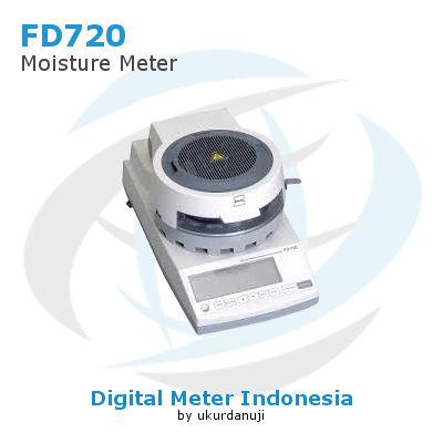 Alat Ukur Keseimbangan Kadar Air Kett FD720
