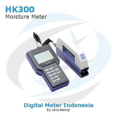 Alat Ukur Kadar Air Kertas Kett HK300