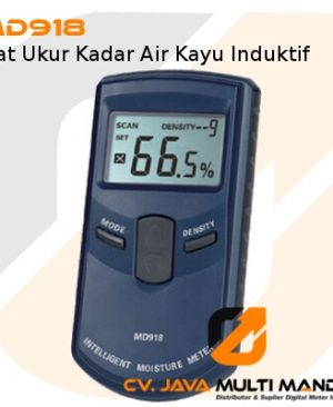Ukur Kadar Air Kayu Induktif AMTAST MD918