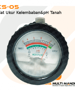 Alat Ukur Kelembaban dan pH Tanah KS-05