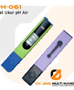 Alat Ukur pH Air PH-061