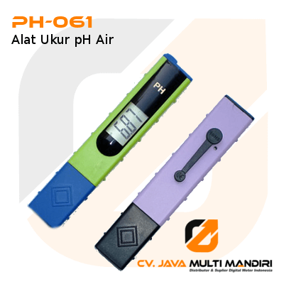 Alat Ukur pH Air PH-061