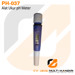 Ukur pH Meter AMTAST PH-037