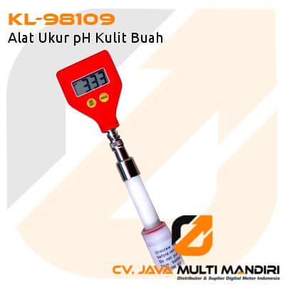 Ukur pH Kulit Buah AMTAST KL-98109