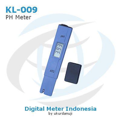 Alat Ukur pH Meter Portabel AMTAST KL009(II)
