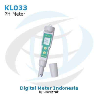 Alat Ukur pH Portabel AMTAST KL033