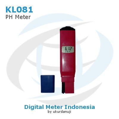 Alat Ukur pH Meter AMTAST KL081