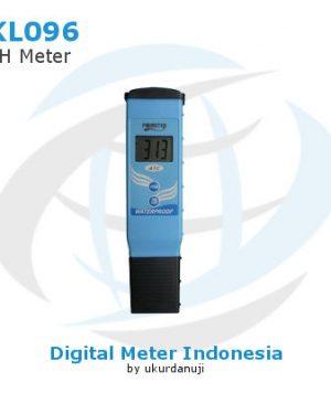 Alat Ukur pH Meter Tahan Air AMTAST KL096