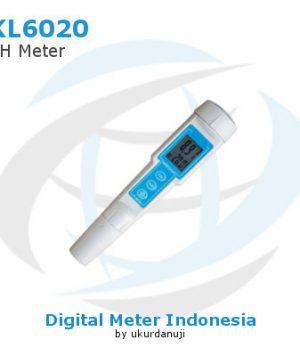Alat Ukur pH Meter AMTAST KL6020