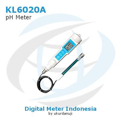 Alat Ukur pH Meter AMTAST KL6020A