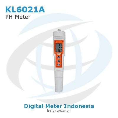 Alat Ukur Kadar pH AMTAST KL6021A