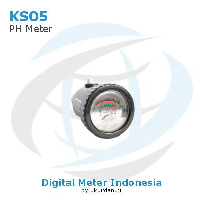 Alat Ukur Kelembaban dan pH Tanah AMTAST KS05