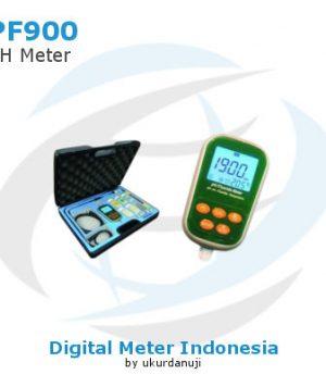 Alat Ukur pH dan Fluoride Meter AMTAST PF900