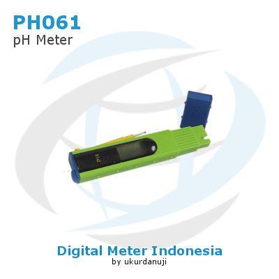Alat Ukur pH Air AMTAST PH061