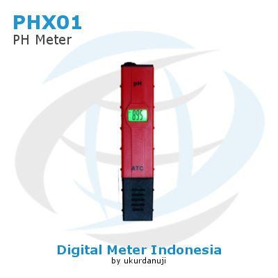 Alat Ukur pH Meter Portabel AMTAST KL-009(III)
