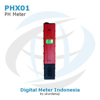 Alat Ukur pH AMTAST PHX01