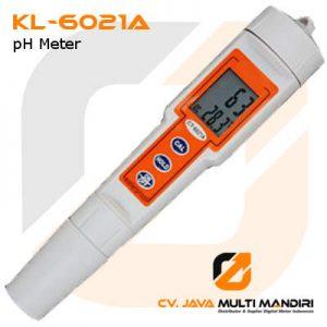 Alat Ukur Kadar pH AMTAST KL-6021A