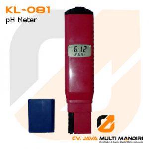 pH Meter Akurasi Tinggi AMTAST KL-081