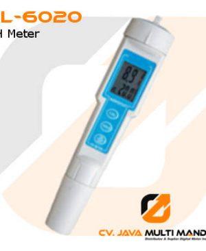 pH Meter AMTAST KL-6020