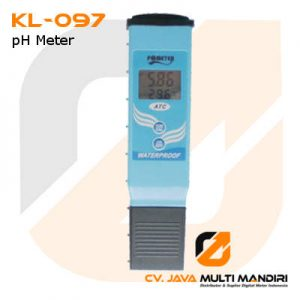 Alat Ukur pH Cairan AMTAST KL-097