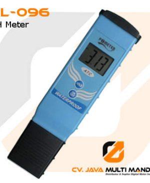 pH Meter Tahan Air AMTAST KL-096