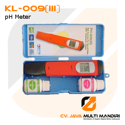 pH Meter Tipe Pen Akurasi Tinggi AMTAST KL-009(III)