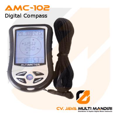 8-in-1 Digital Compass AMTAST AMC-102