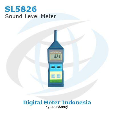 Alat Pengukur Suara AMTAST SL5826