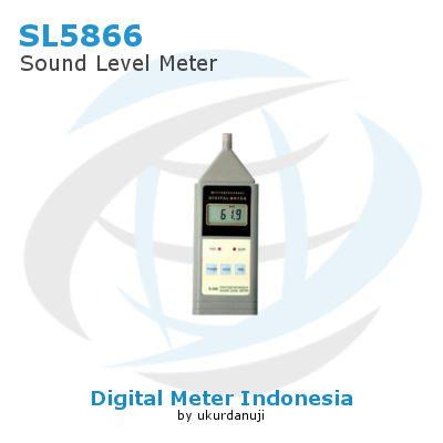 Alat Pengukur Suara AMTAST SL5866