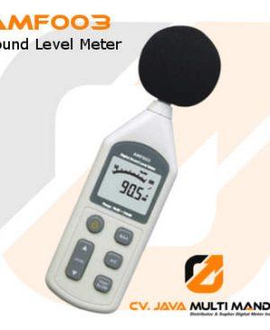 Alat Pengukur Intensitas Suara AMTAST AMF003