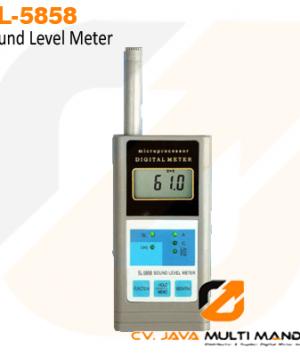 Level Meter AMTAST SL-5858