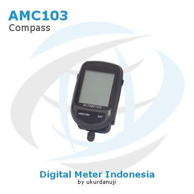 Kompas Digital Untuk Sepeda AMTAST AMC103