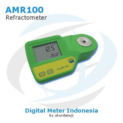 Refraktometer Digital AMTAST AMR100