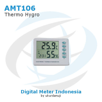 Thermometer Hygro AMTAST AMT106