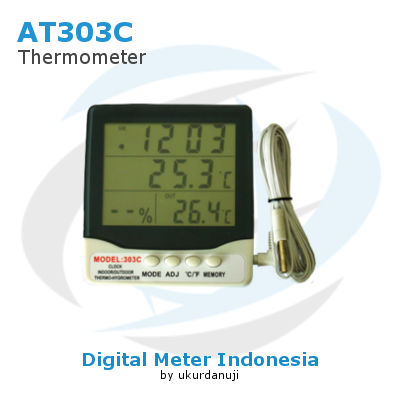 Thermohygrometer AMTAST AT303C