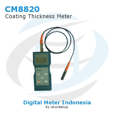 Coating Thickness Meter AMTAST CM8820