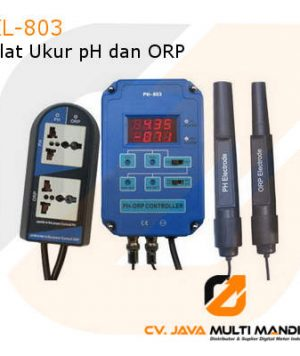 Alat Ukur pH and ORP AMTAST KL-803