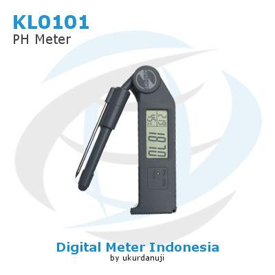 Alat Ukur pH Meter Lipat AMTAST KL0101