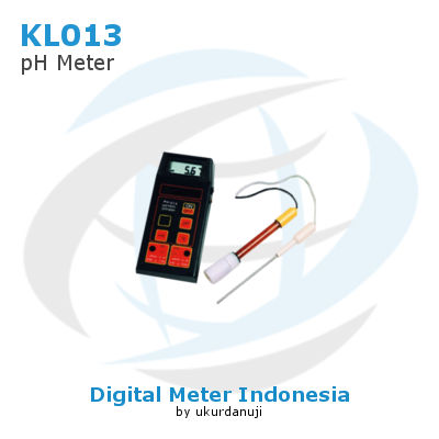 Alat Ukur pH-mV-Temp AMTAST KL013