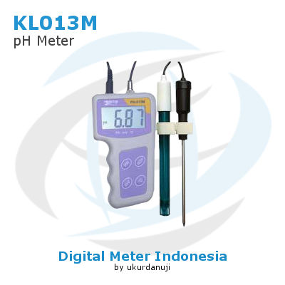 Alat Ukur pH-mV-Temp AMTAST KL013M