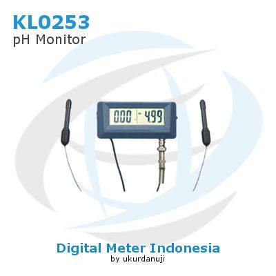 Alat Ukur pH Dan EC AMTAST KL0253