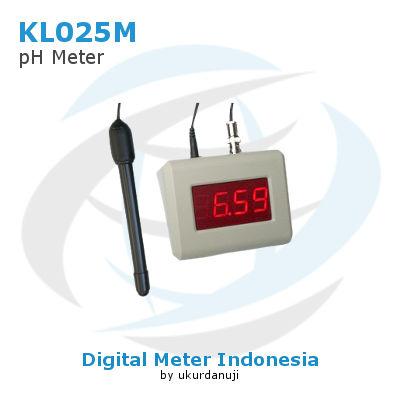 Alat Ukur pH Meter Mini AMTAST KL025M