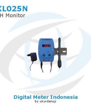 Alat Ukur pH Monitor AMTAST KL025N
