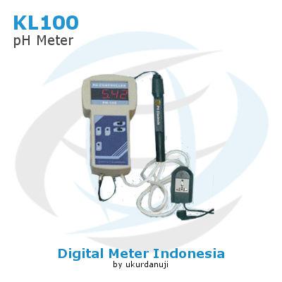 Alat Ukur pH Digital AMTAST KL100