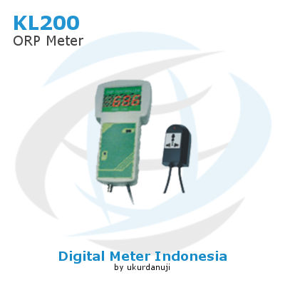 Pengontrol ORP Digital AMTAST KL200