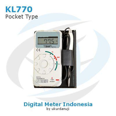 Termometer Digital AMTAST KL770