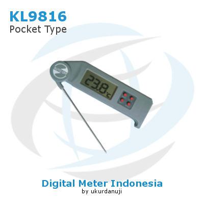 Termometer Lipat AMTAST KL9816