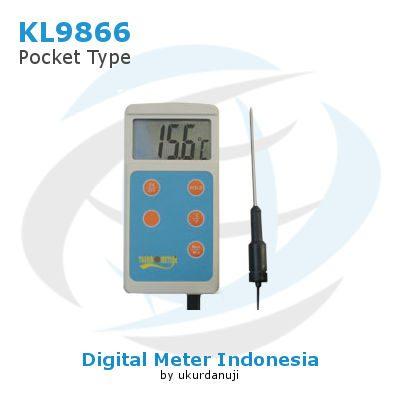 Pocket Thermometer AMTAST KL9866