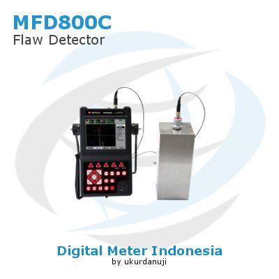 Alat Pendeteksi Keretakan AMTAST MFD800C